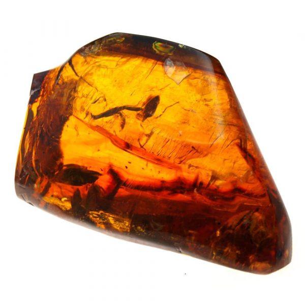 Ambre forme irrégulière polie 51.85x36.68x26.37mm jaune orange 29.52gr_AMB_001_001
