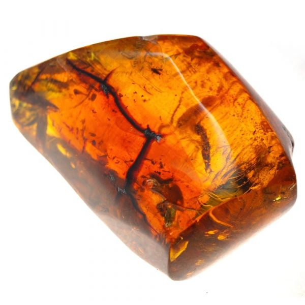 Ambre forme irrégulière polie 51.85x36.68x26.37mm jaune orange 29.52gr_AMB_001_003