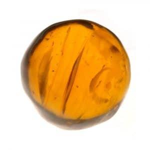 Ambre Mexique sphère 25mm 8.92gr jaune_AMB_005_002