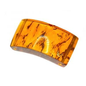 Ambre rectangle incurvée percé 2 trous 30.10x15.9x10.4mm 3.38gr_AMB_020_002